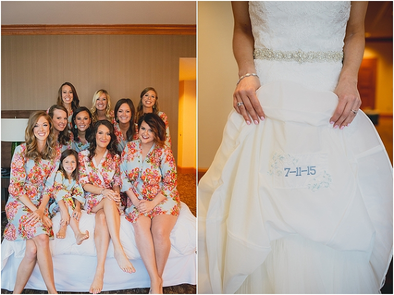 Lauren + Zach- Dallas Wedding - Kristen Dee Photography